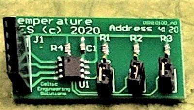SF-1 Temperature Sensor