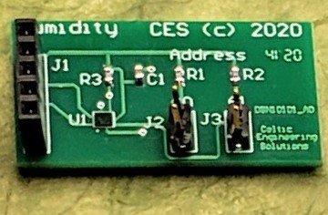 SF-2 Humidity Sensor