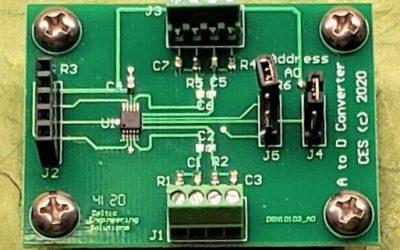 SF-4 Analog to Digital Converter