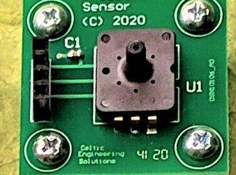 SF-6 Pressure Sensor